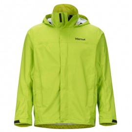 PRECIP ECO PLUS JKT MARMOT COLOR MACAW GREEN