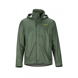 PRECIP ECO PLUS JKT MARMOT COLOR DARK SPRUCE