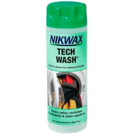 TECH WASH NIKWAX DETERGENTE GORE-TEX