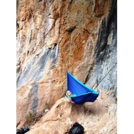 Hamacas de viaje o camping